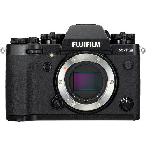 Fujifilm X-T3 Body (Black & Silver)