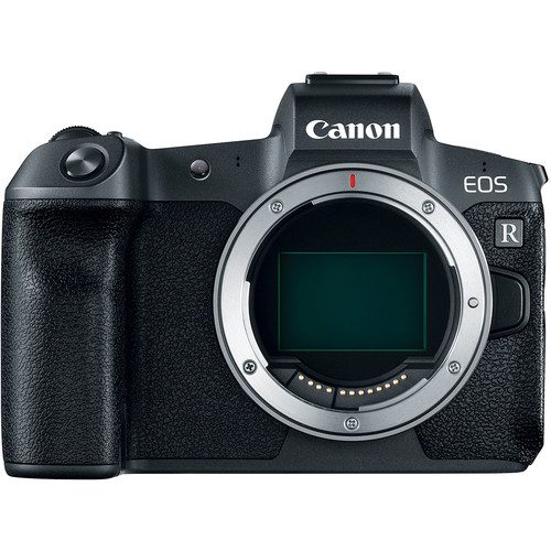Canon EOS R Mirrorless [FREE 64GB UHS-II SD CARD + EOS EF Adapter]