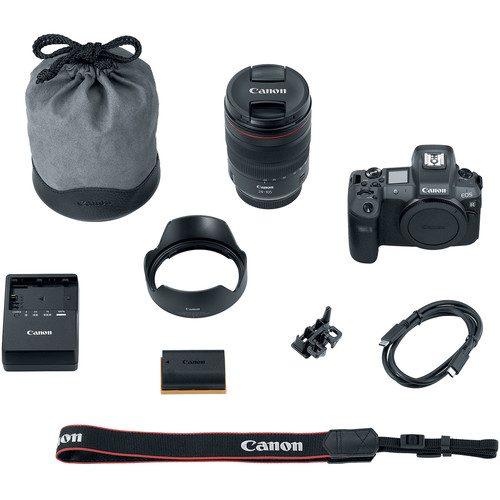 Canon EOS R Mirrorless [FREE 64GB UHS-II SD CARD x2 + EOS EF Adapter]DEPOSIT RM500