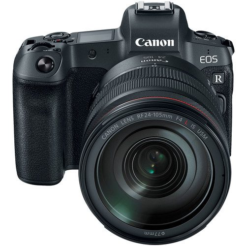 Canon EOS R PACKAGE (FREE 64GB SD CARD)