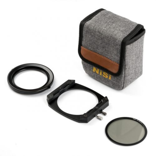 NiSi M75 75mm Filter Holder + CPL filter Kit