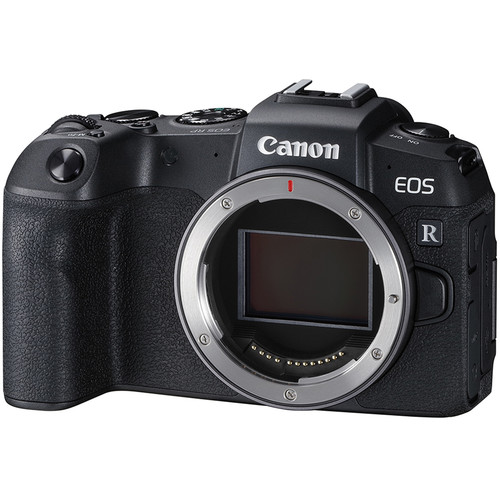 Canon EOS RP with RF24-105 F/4 L IS Lens (FREE GIFT 64GB SD CARD & CAMERA BAG)
