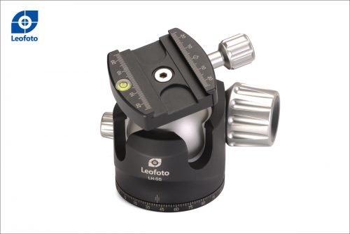LH-55 +QP-70 Ball Head (Arca Swiss compatible Plates)