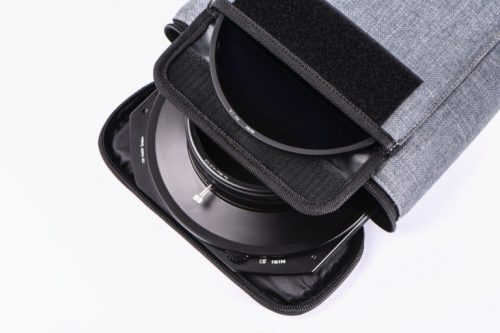 NiSi S5 Kit 150mm Filter Holder with CPL for Olympus M.Zuiko Digital ED 7-14mm f/2.8