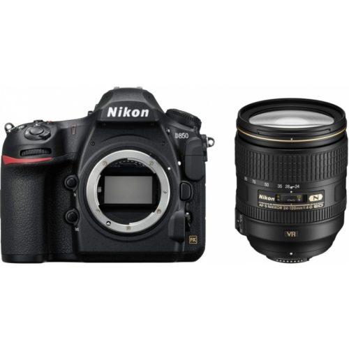 Nikon D850 DSLR Camera (Free Gift 64GB SD Card & Camera Bag)