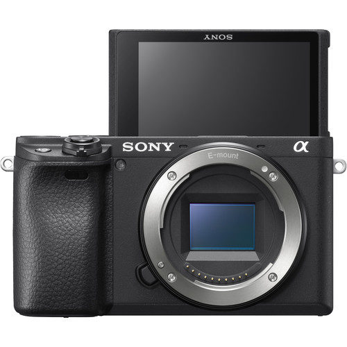 Sony Alpha a6400 Camera (FREE 64GB SD Card + Camera Bag)