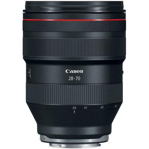 [PRE-ORDER][DEPOSIT RM500] Canon RF 28-70mm f/2L USM Lens (COLLECT @ SHOP)