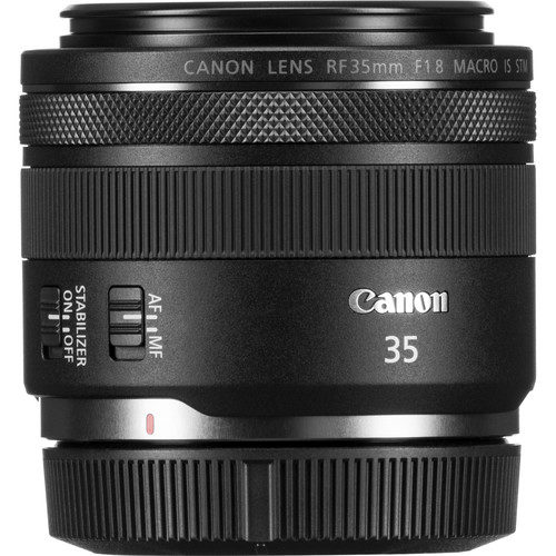 (ONLINE CASHBACK RM200) Canon RF 35mm F1.8 Macro IS STM