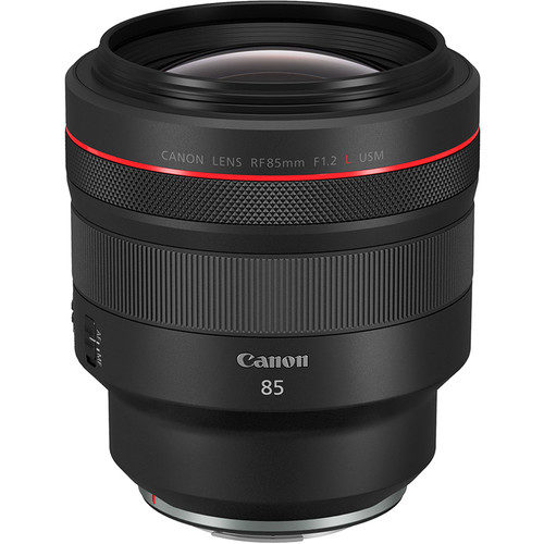 [PRE-ORDER] Canon RF 85mm f/1.2L USM Lens (DEPOSIT RM500) (COLLECT AT SHOP)