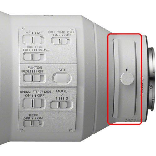 [PRE-ORDER] Sony FE 600mm f/4 GM OSS Lens