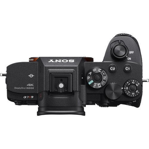 Sony Alpha a7R IV Mirrorless Camera (Body Only) (FREE 64GB SD CARD, SONY FZ100 BATTERY)