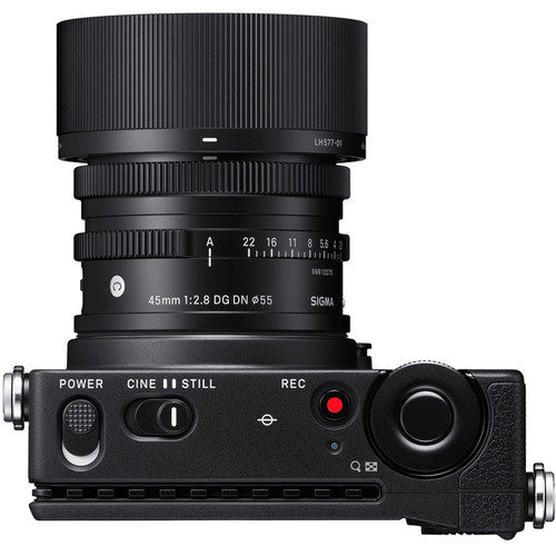 Sigma fp Mirrorless Digital Camera with 45mm Lens (DEPOSIT RM500)