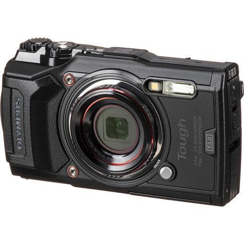 Olympus Tough TG-6 (FREE 32GB SD, CAMERA CASE)