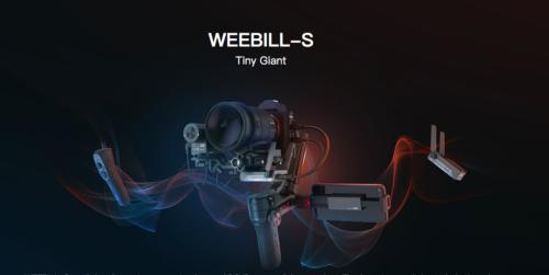 Zhiyun-Tech WEEBILL-S VT Handheld Gimbal Stabilizer (COMBO SET)