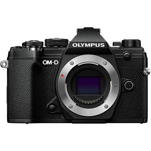 Olympus OM-D E-M5 Mark III Mirrorless Digital Camera (Body Only) (FREE GIFT EXTRA BATTERY)
