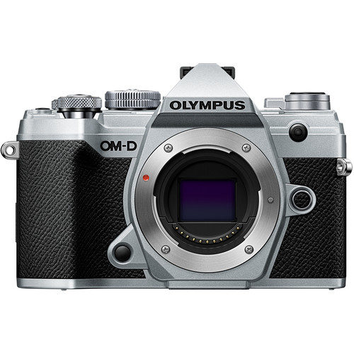 Olympus OM-D E-M5 Mark III Mirrorless Digital Camera (Body Only)(FREE 32GB UHS-II SD CARD + EXTRA BATTERY)