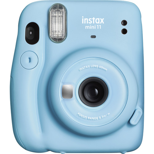 FUJIFILM INSTAX Mini 11 Instant Film Camera (FREE 20 SHEET FILM)