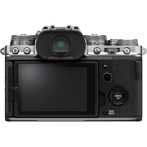 FUJIFILM X-T4 (Body Only) (FREE GIFT 32GB UHS-II SD CARD)