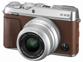 FUJIFILM X-E3 (FREE 32GB SD) Mirrorless Digital Camera
