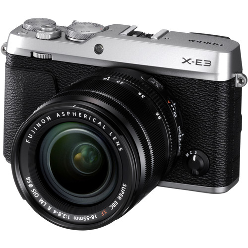 FUJIFILM X-E3 (FREE 32GB SD) Mirrorless Digital Camera