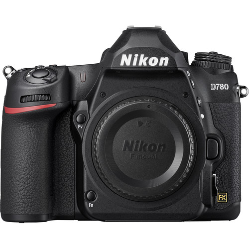 Nikon D780 DSLR Camera ( Free 32GB SD Card)
