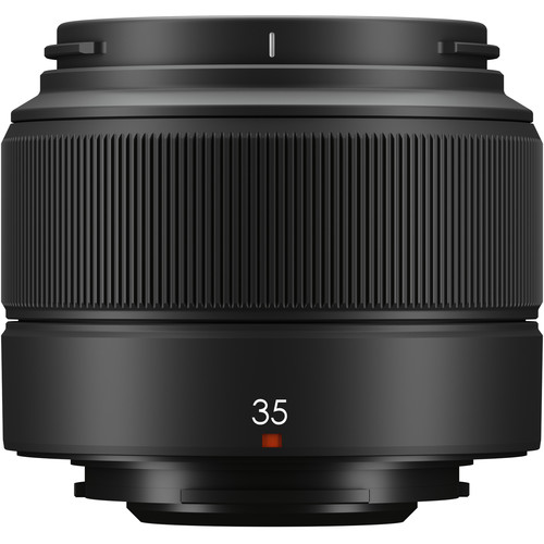 FUJIFILM XC35mm f/2 Lens