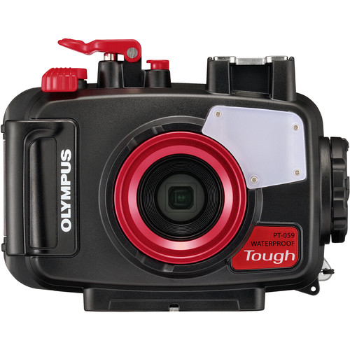 Olympus PT-059 Underwater Housing (FOR TG-6 CAMERA)
