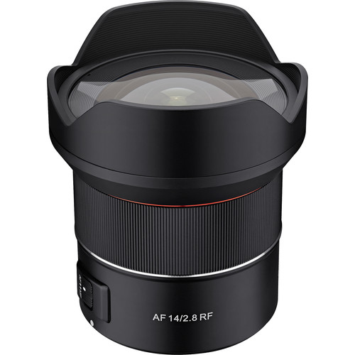 Samyang AF 14mm f/2.8 (Canon RF and Sony FE mount)
