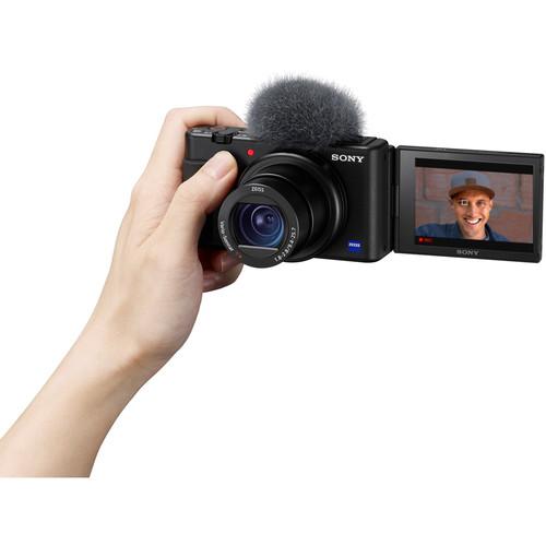 Sony ZV-1 Digital Camera FREE GIFT 64GB SD CARD