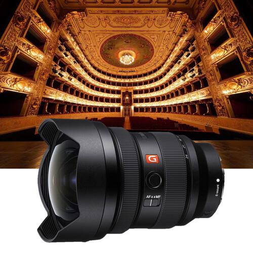 PRE-ORDER (DEPOSIT RM500) Sony FE 12-24mm f/2.8 GM Lens
