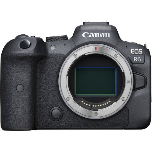 Canon EOS R6 PACKAGE (FREE 32GB SD CARD)