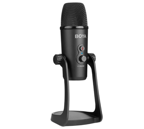 BOYA BY-PM700 – USB condenser microphone