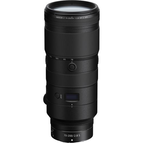 Nikon NIKKOR Z 70-200mm f/2.8 VR S Lens