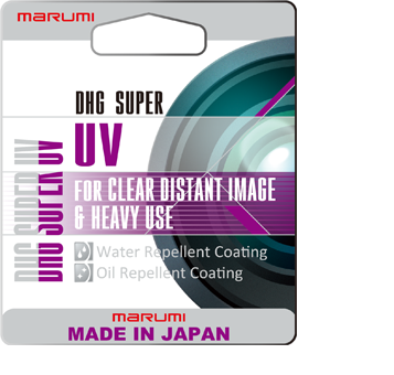 Marumi 95mm UV DHG Super filter