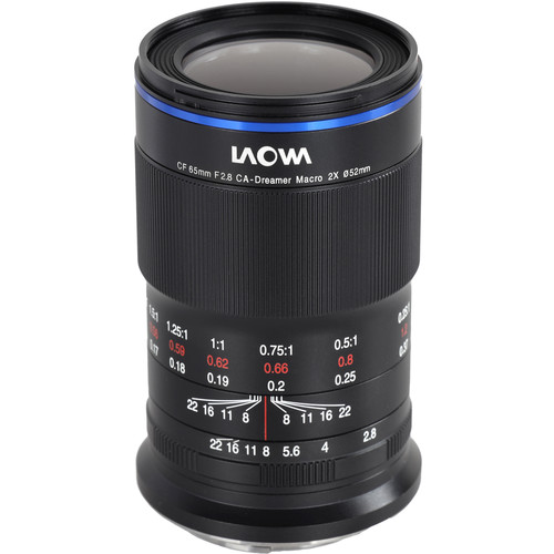 Venus Optics Laowa 65mm f/2.8 2x Ultra Macro APO Lens | MF Only