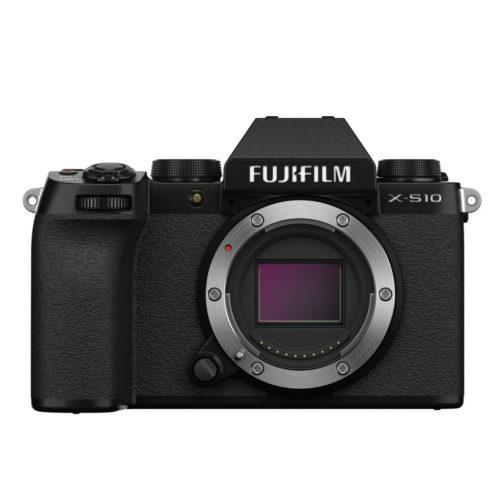 FUJIFILM X-S10 MIRRORLESS CAMERA(FREE GIFT 1x 32GB Ultra SD Card)