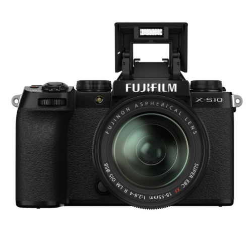 (PRE-ORDER) FUJIFILM X-S10 MIRRORLESS CAMERA(FREE GIFT 1x 32GB Ultra SD Card, 2x NP-W126S Battery, 1x 16-55mm Mug Cup, 1x X-Series Hot Shoe Cover, 1x Leather Strap, 1x Sirui Bag, 1x XF Lens Voucher RM 300)