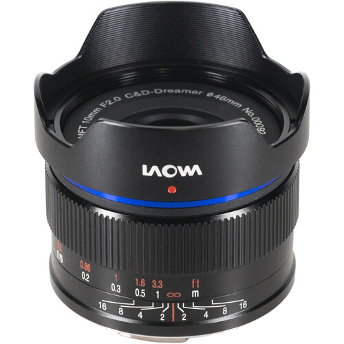 Laowa 10mm f/2 Zero-D (For Oly / Pana)
