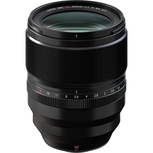 FUJIFILM XF 50mm f/1.0 R WR Lens