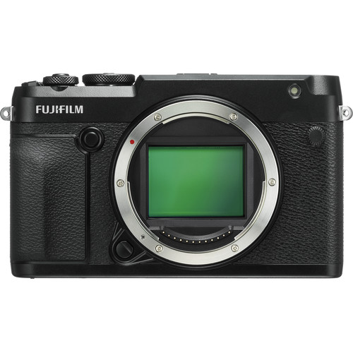 FUJIFILM GFX 50R with 50mm Lens Kit (FREE 32GB UHS-II)