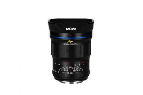 PRE-ORDER Laowa Argus 33mm f0.95 CF APO MF Lens FOR (APSC) (Mount Fuji X / Sony FE / Nikon Z / Canon R)