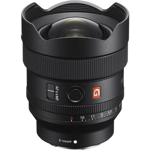 PRE-ORDER Sony FE 14mm f/1.8 GM Lens