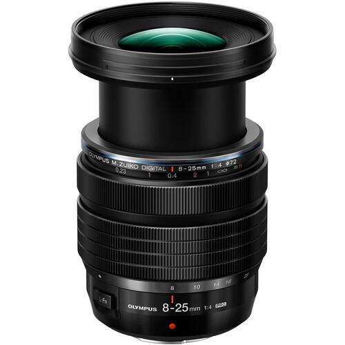 (PRE-ORDER) Olympus MZD ED 8-25mm f/4 PRO Lens