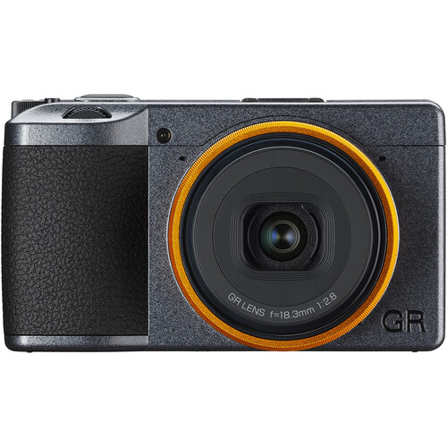 Ricoh GR III Street Edition Digital Camera (FREE 32GB SD CARD + CAMERA CASE + HAND STRAP)