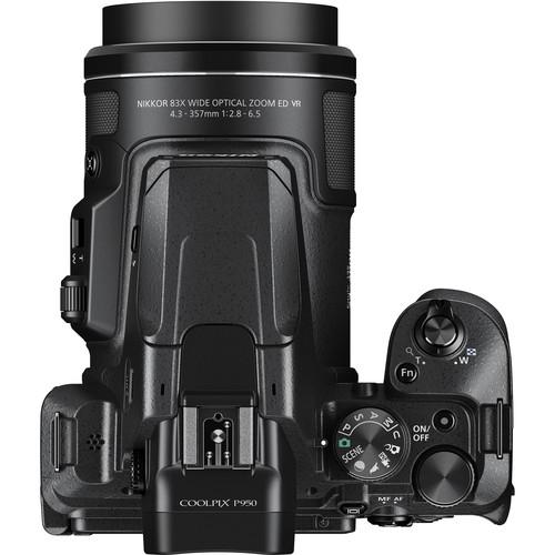 Nikon COOLPIX P950 Digital Camera 24-2000mm