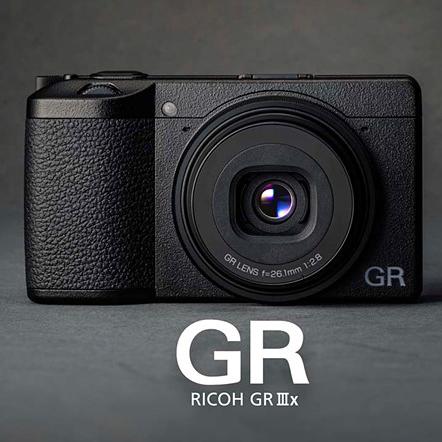 (PRE-ORDER) RICOH GR IIIx